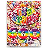 Lisa Frank Over 600 Stickers