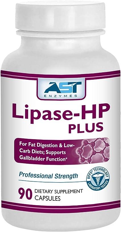 lipase supplement for ketogenic diet
