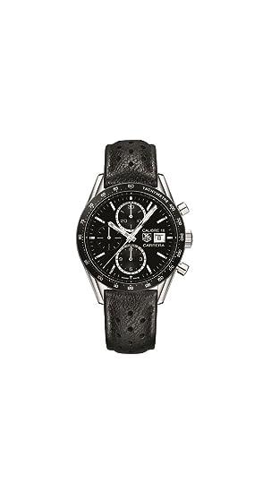 best sneakers 4c6fb 5bd9a Tag Heuer Men's Carrera CV201AJ.FC6357: Amazon.ca: Watches