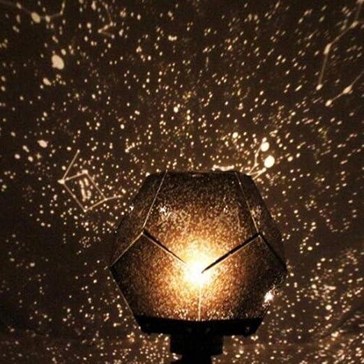 Led, proyector nocturno, dormitorio bebe decoracion cumpleaños ...