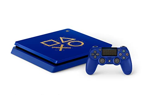 ps4 limited edition blue amazon
