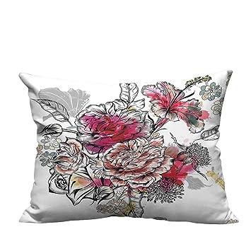 Amazon.com: Bedsure - Fundas de almohada para boda, diseño ...