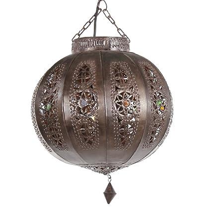 albena Marokko Galerie 13-166 Yali pantalla marroquí lámpara ...