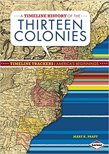 Descargar Con Torrents A Timeline History Of The Thirteen Colonies De PDF A PDF