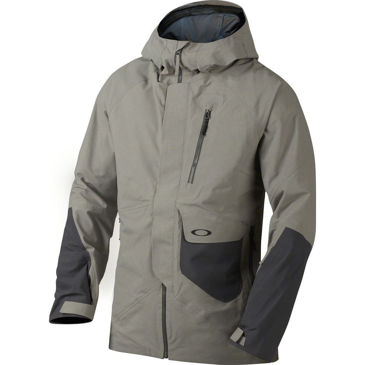 Oakley Men's Hourglass 3 L Gore Jacket, X-Large, Oxide by Oakley