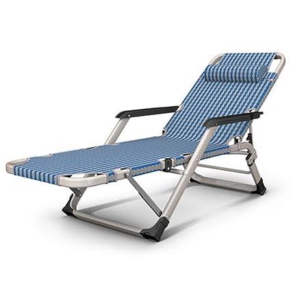 b3917ae7b8b1 Beds Folding Simple Nap Chair Office Back Recliner Home Lazy Folding Beach  Lounge Chair Portable Folding