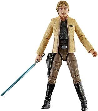 Oferta amazon: Hasbro- Luke Skywalker Ceremony Figura 19 Cm Star Wars Black Gloval Convention, Multicolor (HSBE5291EU4)