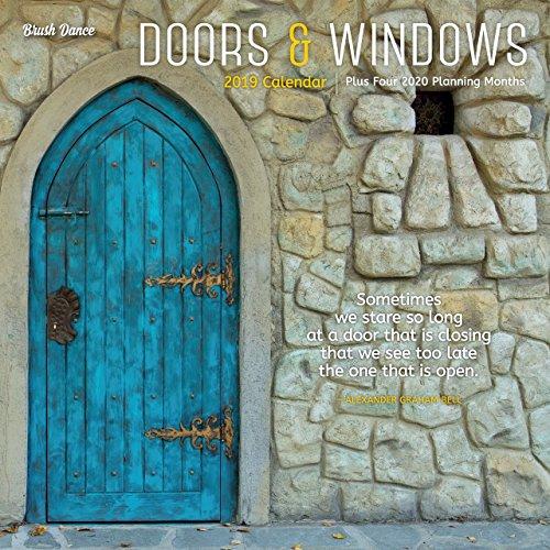 Doors & Windows 2019 Calendar