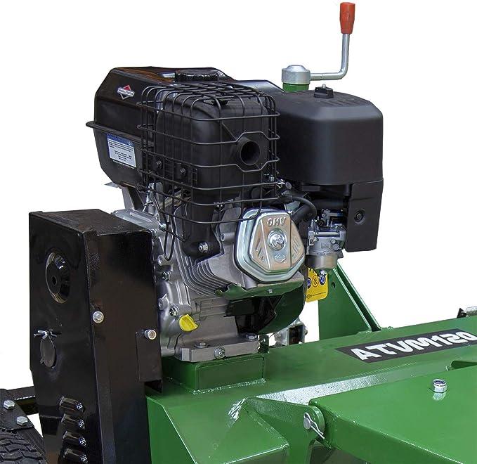 Desbrozadora para ATV Briggs & Stratton 13, 5 CV 420CC -altura de corte 1, 2 m: Amazon.es: Jardín