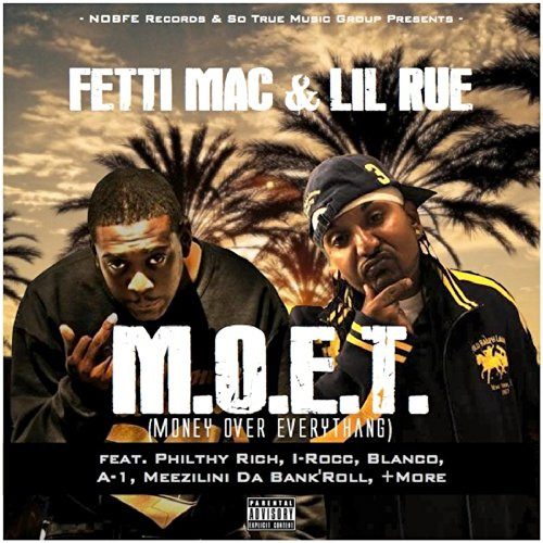 All Night All Day (feat. A1) [Explicit] By Fetti Mac & Lil Rue On Amazon Music