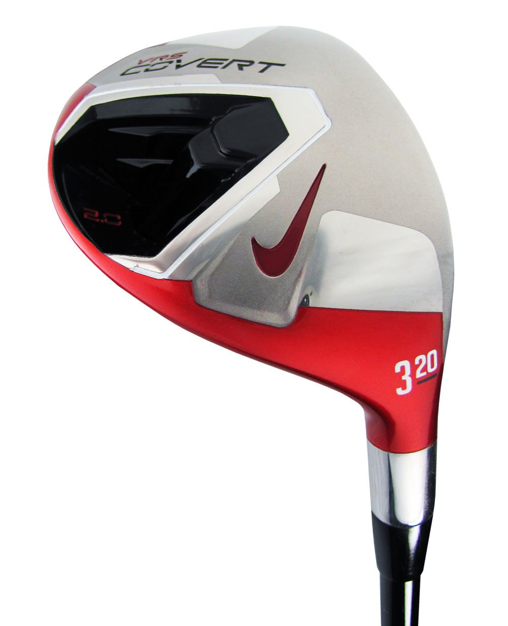 Nike VRS Covert 14 Mrg Hy 4 Palo de Golf, Hombre, (Negro ...