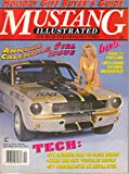 Mustang Illustrated and High Performance Ford Magazine, December 1992 (Vol. 7, No. 6)