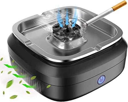 Purifier Ashtray Air Filter Multifunctional Purifier Ashtray Air Filter