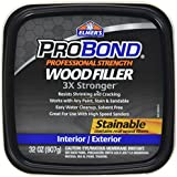 Elmer's Product P9892 Probond Woodfiller, Brown