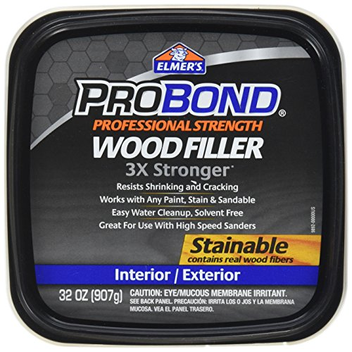 (Elmer's Product P9892 Probond Woodfiller, Brown)