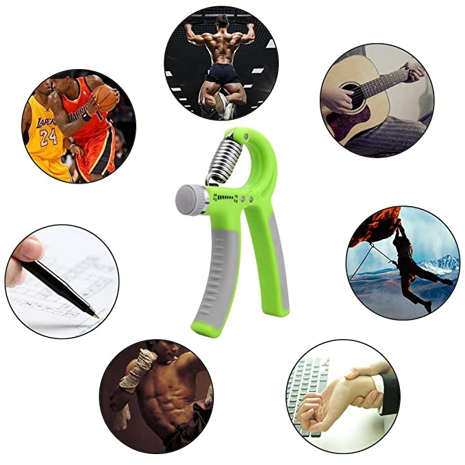 Amazon.com : KELYDI Hand Grip Strengthener Adjustable ...