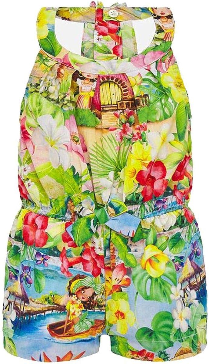 Mayoral Girls Short Suit