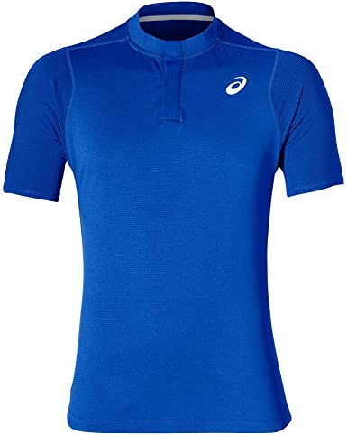 ASICS Mens Gel-Cool Polo Shirt: Amazon.es: Ropa y accesorios