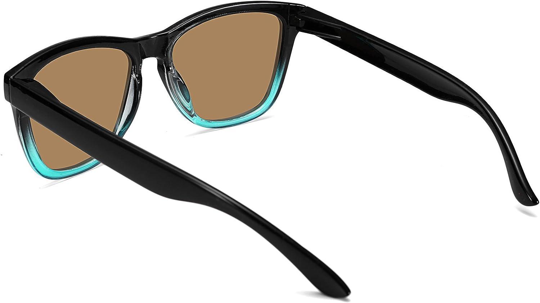 FEISEDY Great Classic Polarized Sunglasses Men Women Vintage UV400 HD Lens B1858