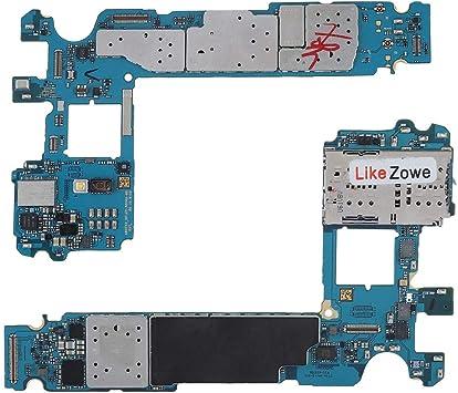 ASHATA Placa Base de Reemplazo para Samsung Placa Base de ...