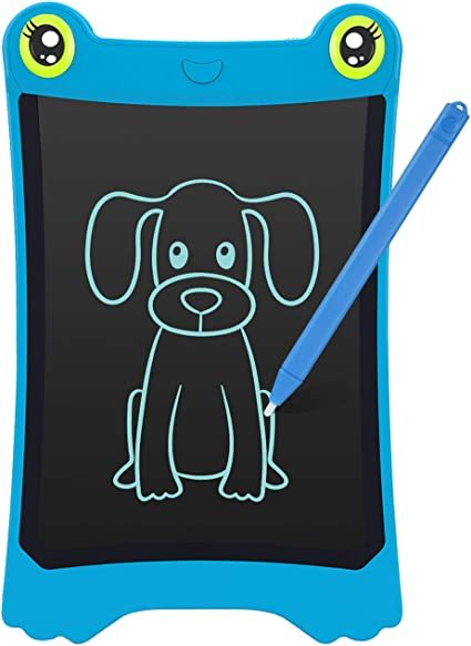 AiKuJia LCD Writing Tablet 8.8 Inches Childrens Writing Board Graffiti Smart LCD Tablet Kids Writing Board Color : Blue, Size : 8.8 inches for Kids Gifts Blue