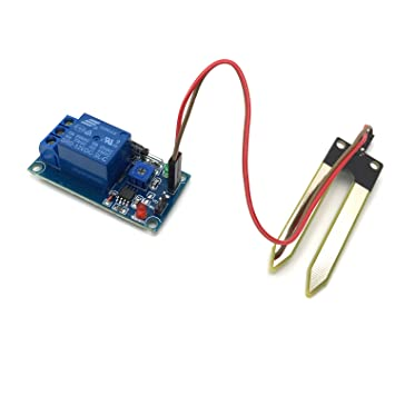 Hygrometer  Bodenfeuchte Feuchtesensor Feuchtigkeit Sensor Modul