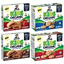 Quaker Kids Organic Whole Grain Bars & Bites Sampler Pack, 1.05oz Bars & Pouches, 20 Count