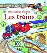 Les trains - P'tits curieux Usborne par Frith