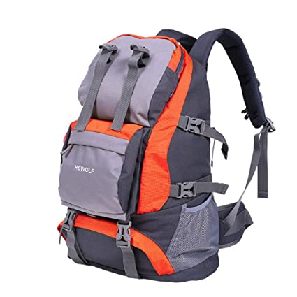 e43cc3703d11 Magic sea Leisure Sports Backpack Men s and Women s Shoulders Small  Capacity Travel Bag Hiking Waterproof Rucksack