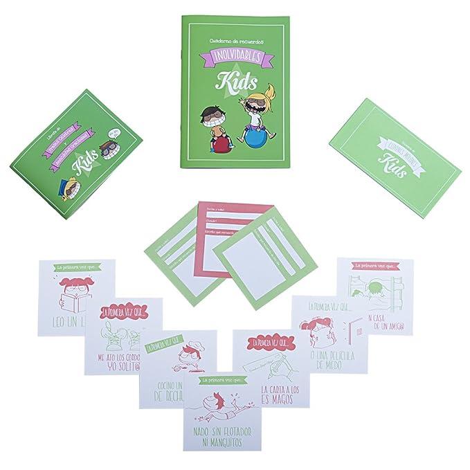 Cápsula del Tiempo Kids - Regalos originales para niñ@s, cumples, Comunión, Reyes Magos: Amazon.es: Oficina y papelería