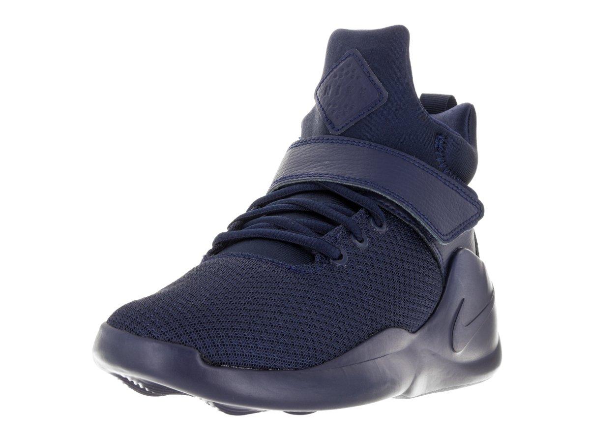 Nike Herren Kwazi (GS) Basketballschuhe  40 EU|Azul (Midnight Navy / Midnight Navy)