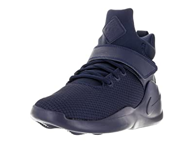 Nike Kids Kwazi (GS) Mdnght Nvy/Mdnght Nvy/Mdnght N Basketball Shoe