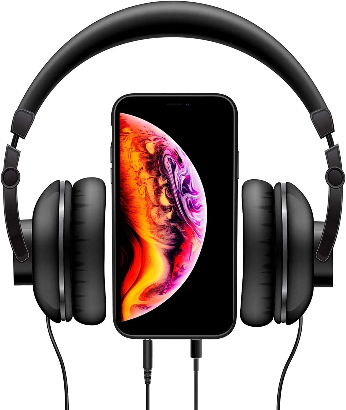 Lightning 3 5mm For Apple Iphone X Phone Case Laudtec Lightning Audio Case 5 7 Inch Audio Support Charge Call Elektronik