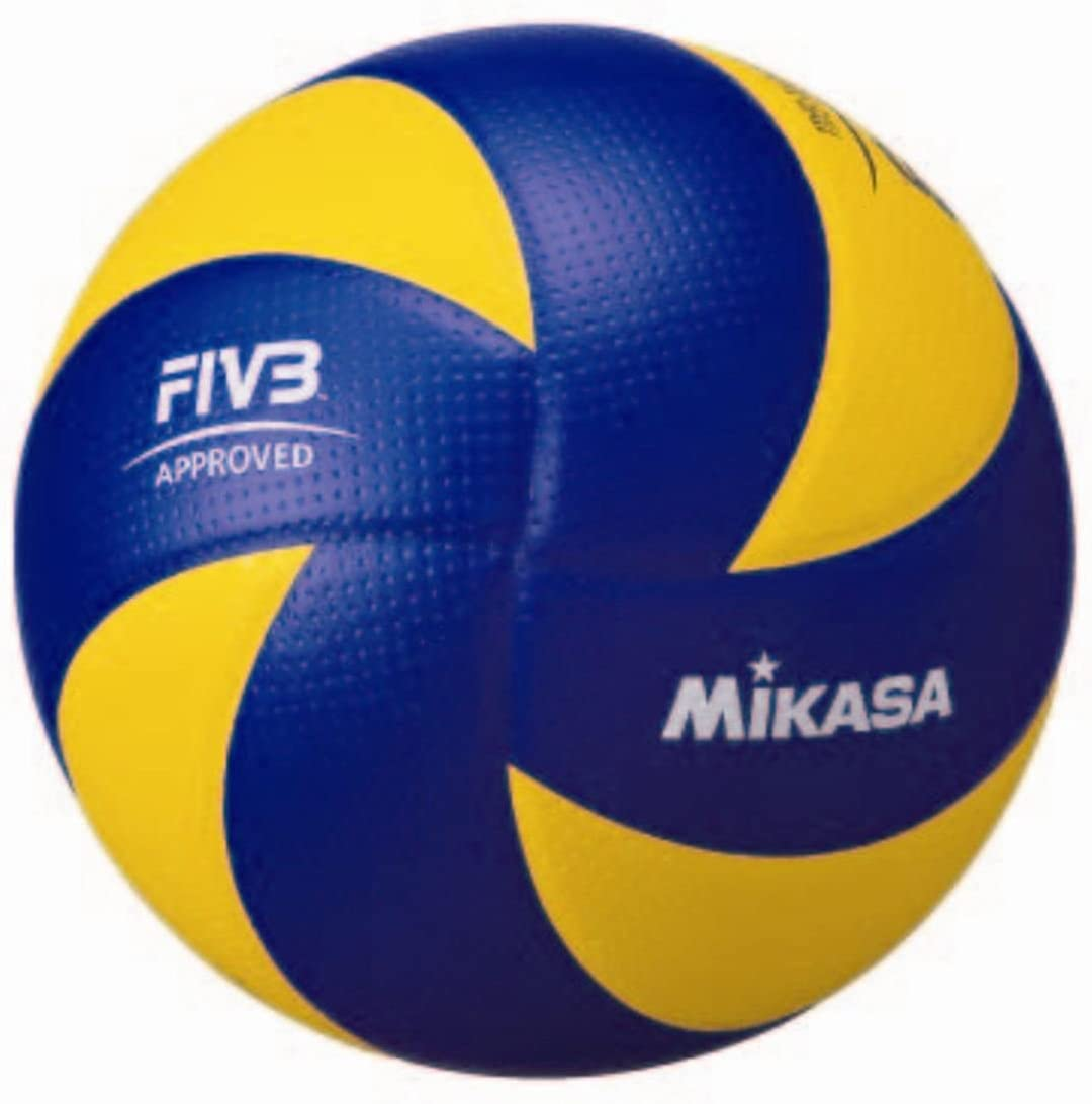 Amazon Com Mikasa Fivb Volleyball Official 2016 Olympic Game Ball Dimpled Surface 3 Pack Sports Outdoors