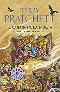 El color de la magia par Pratchett