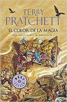 El Color De La Magia (mundodisco 1) por Terry Pratchett epub