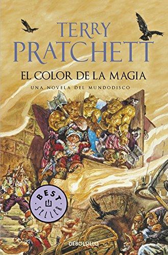 El Color de la Magia (Mundodisco 1) (BEST SELLER) Libro de bolsillo – 25 abr 2016 Terry Pratchett DEBOLSILLO 849759679X Fantasy - Short Stories