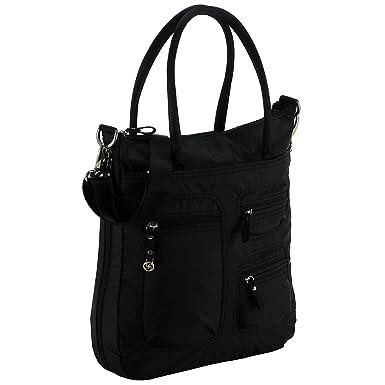 1f2feae724f99 Samsonite Move Toto Schwarz 54884-1041 Damen Handtasche Tasche Henkeltasche  Schultertasche Umhängetasche Damentasche Taschen