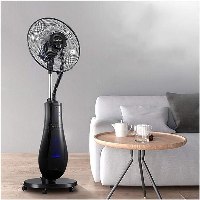 Ventilador Nebulizador Humidificador Ventilador eléctrico Soporte ...
