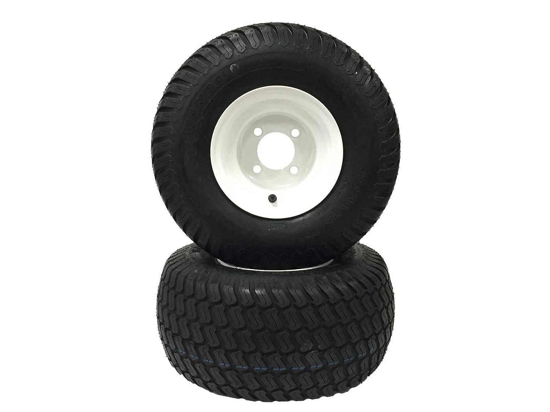 Amazon.com: (2) Toro/Exmark neumático/rueda conjuntos 18 x ...