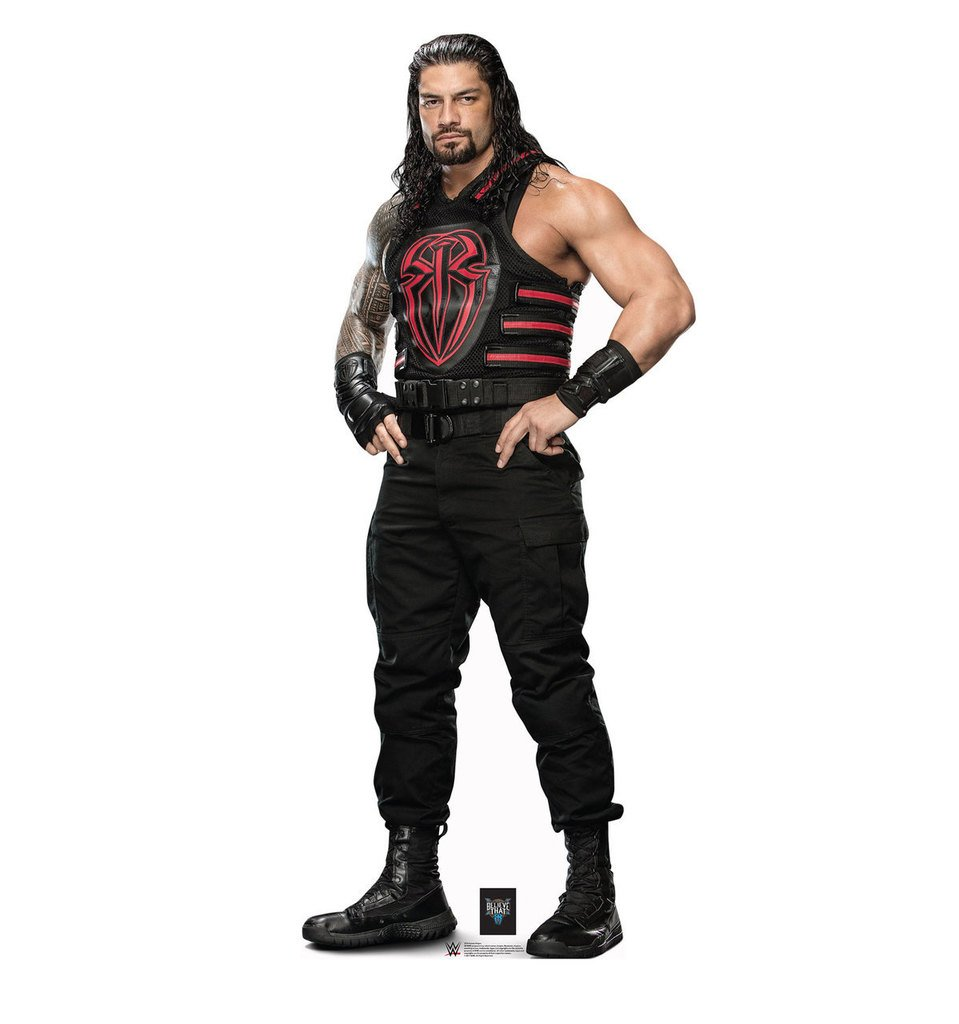 Roman Reigns - WWE - Advanced Graphics Life Size Cardboard Standup