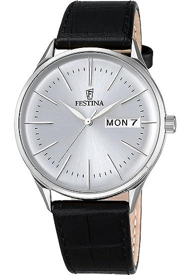 Reloj Festina RETRO   Amazon.es  Relojes 1f137dd6c971