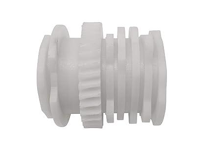 Curva bloque bloque de plantilla para máquina de coser Pfaff (11 y 12 Serie