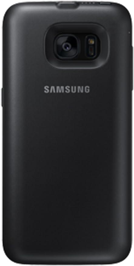 Samsung Backpack - Funda para Samsung Galaxy S7 Edge, color Negro: Amazon.es: Electrónica