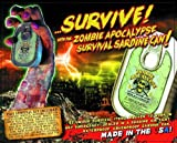 Shape Up, Training Zombie Apocalypse Survival Kit in a Sardine Can Fitness, Sport, Exercise