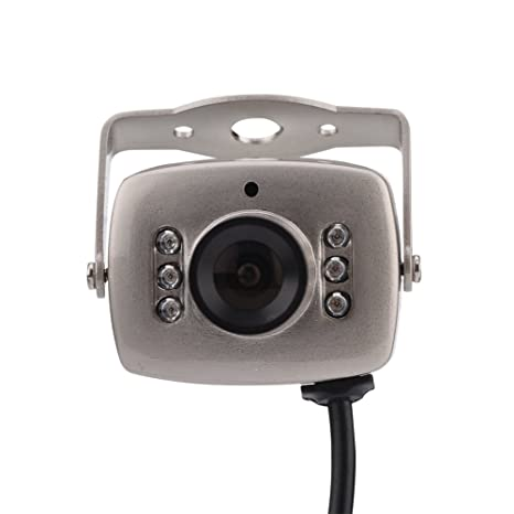 com spy mini wired ntsc security color video camera w led camera vbestlife security camera system 6led wired cmos cctv amazon co uk com spy mini wired ntsc security color video camera w led camera