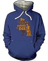 So This Is It Hoodie (premium) - Film Movie Geeky Tshirt
