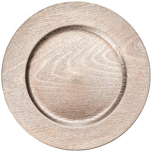 Sousplat Madel Mimo Style Bronze