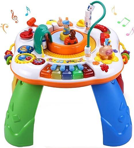 Juguetes Musicales para Niños Pequeños Mesa De Actividades De ...