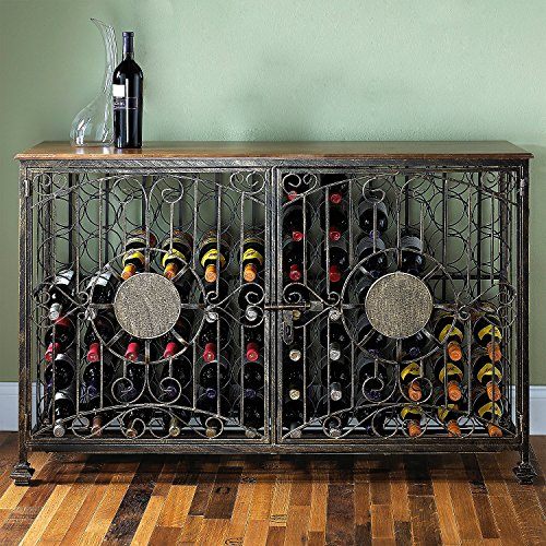 Best The Wine Enthusiast Wine Racks - Wine Enthusiast 634 01 84- Bottle